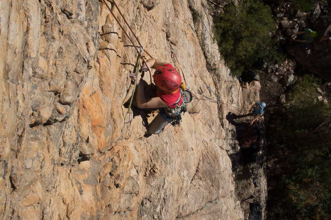 Three-day Sport Climbing Course @ Camel's Hump